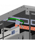 Rack Bonding Conductor - To Horizontal Busbar