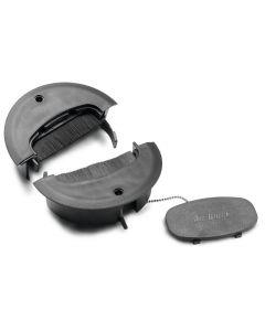 """AirBlock 6"""" Round (Brush Option) - 116-800-060"""