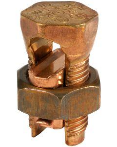 Split Nut Ground Bonding Connector