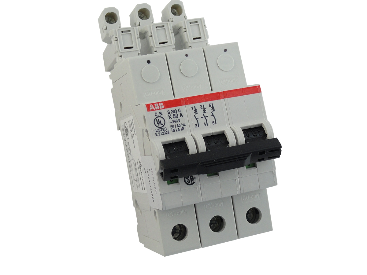 ABB 50A Circuit Breaker