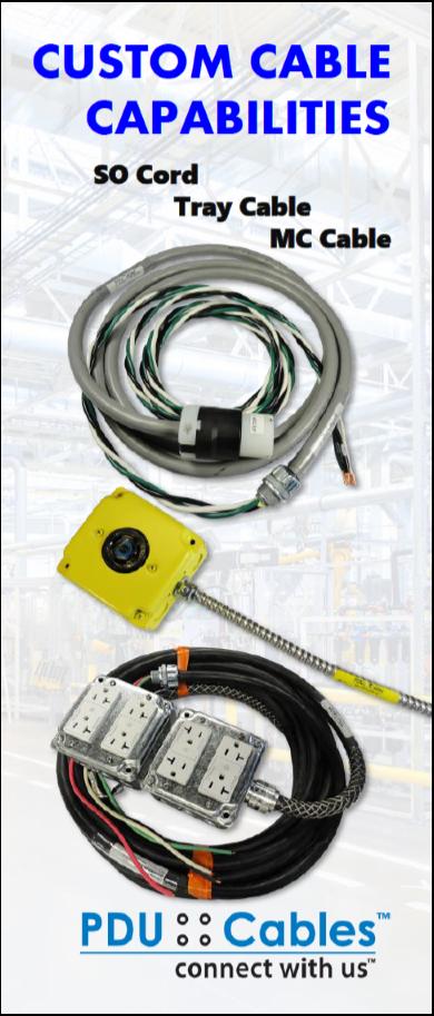 Custom Cable Capabilities