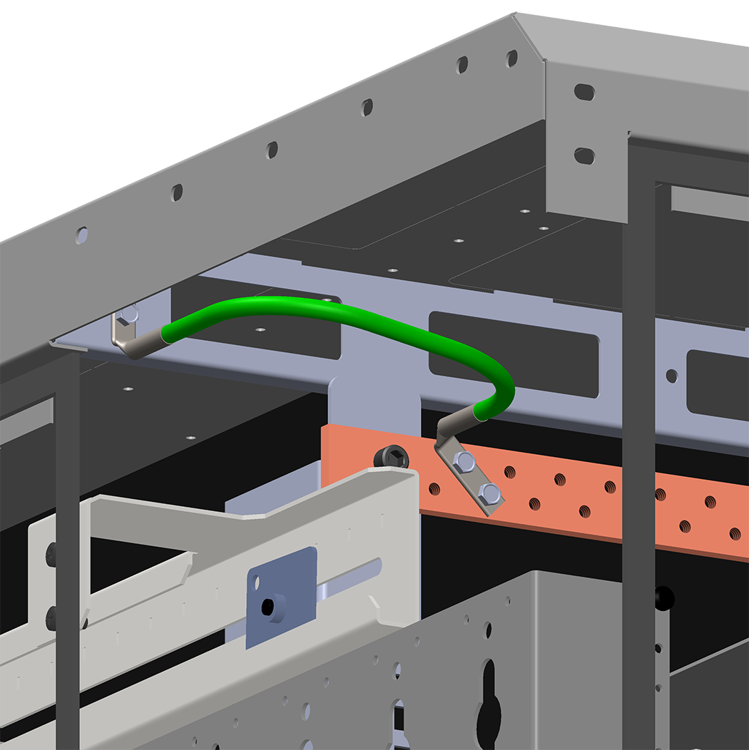 Rack Bonding Conductor (RBC)