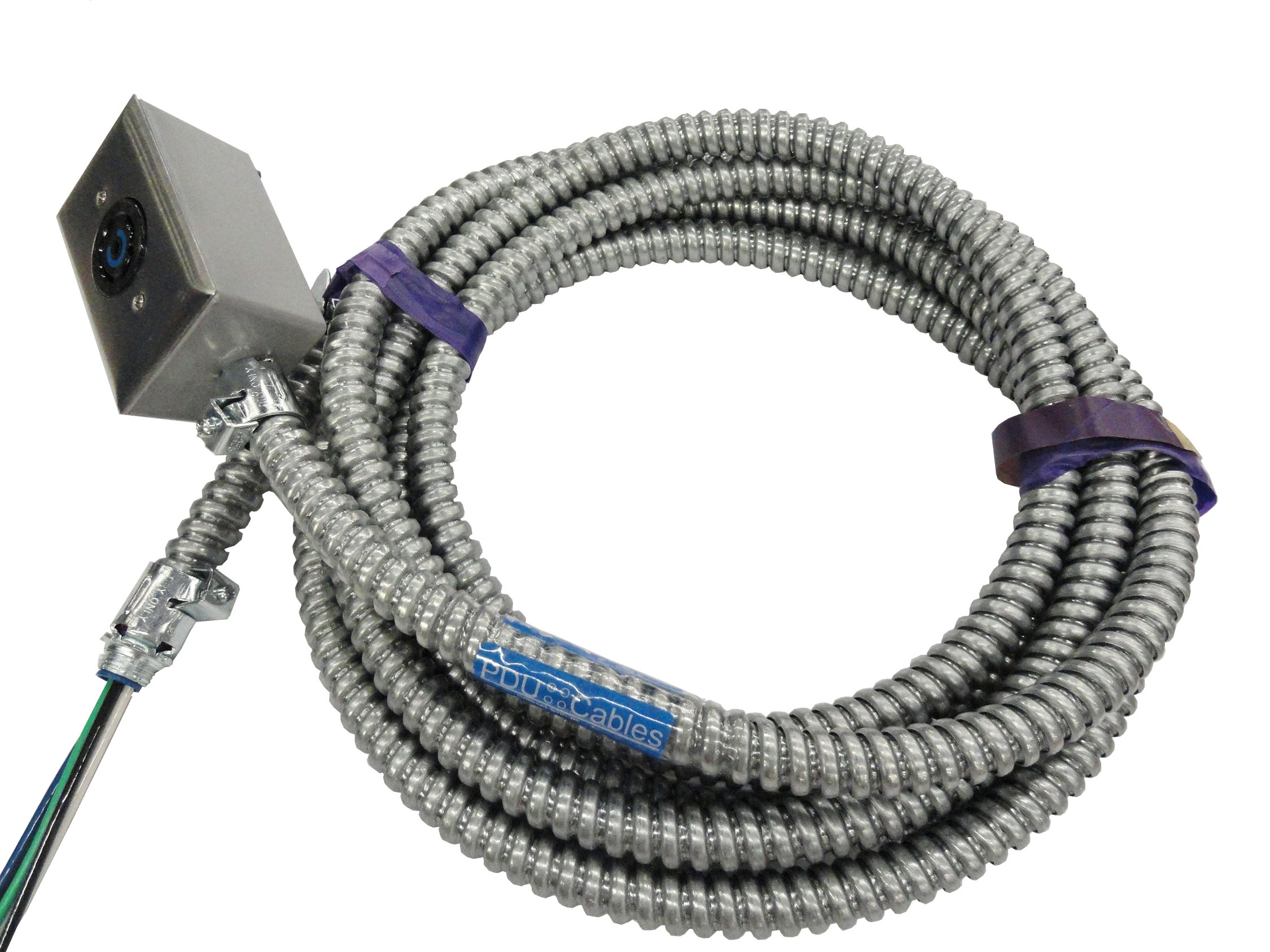 Flexible Metal Conduit Cable Assembly