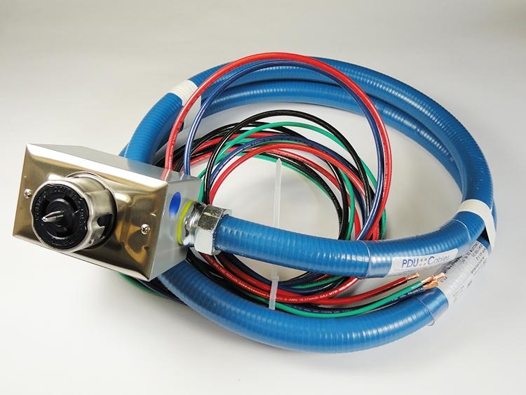Type LFMC - Blue Conduit CS8369