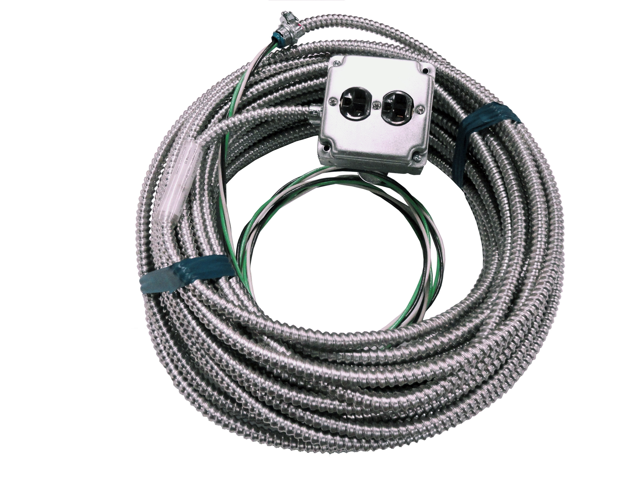 Type MC (Metal Clad) Cable Assembly