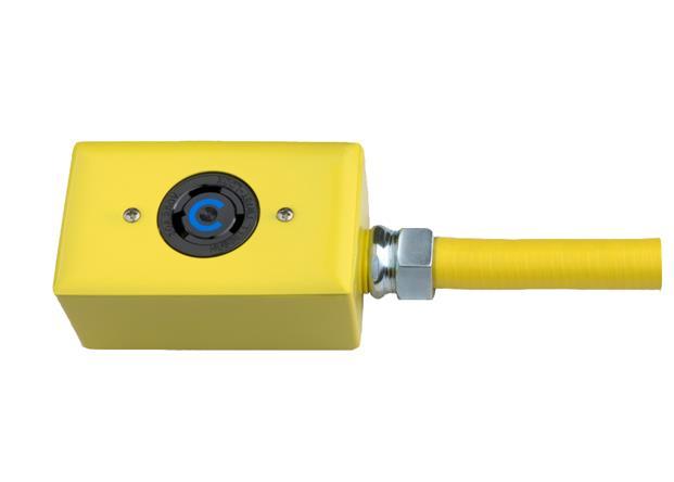 NEMA Twist-Lock device