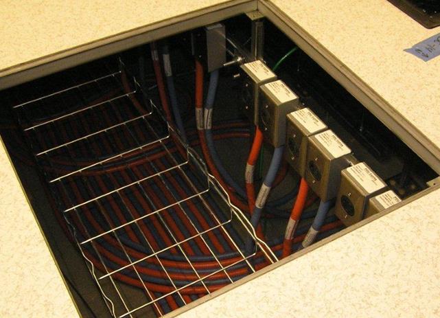 Underfloor Power Solutions